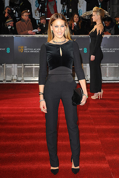 BAFTA Film Awards 2013 - Arrivals - London