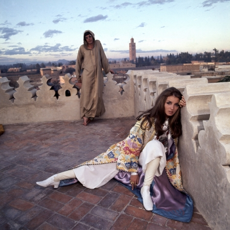Talitha-Getty-Patrick-Lichfield-Vogue-January-15-1970-450x450